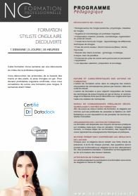 Programme Formation prothésie ongulaire 1 semaine