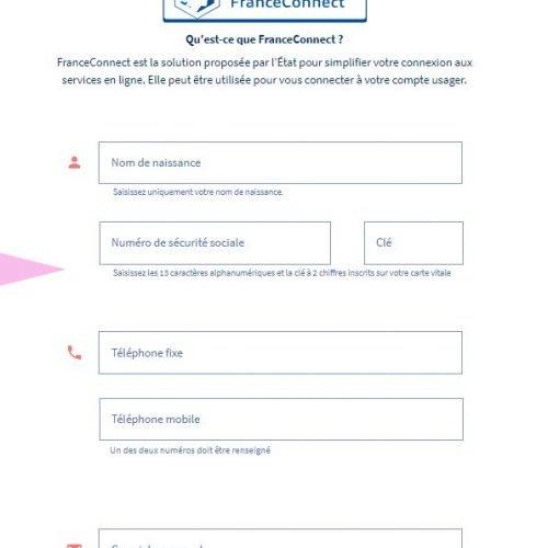 Créer un compte CPF